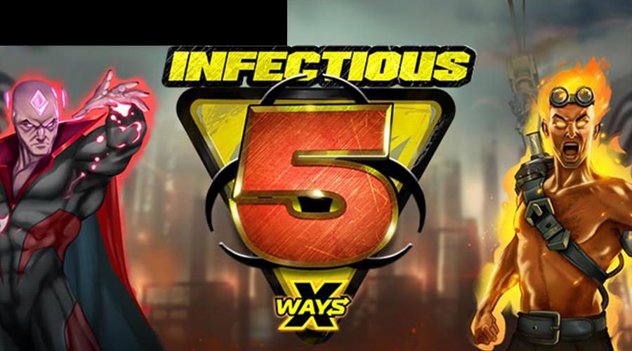 Обзор Infectious 5