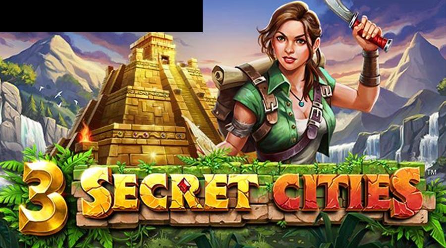 Обзор игровых автоматов 3 Secret Cities